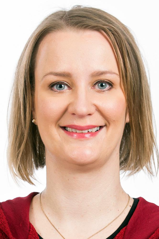 Saramäki Kaarina : Espoon Vihreiden puheenjohtaja, HSY hallituksen varajäsen