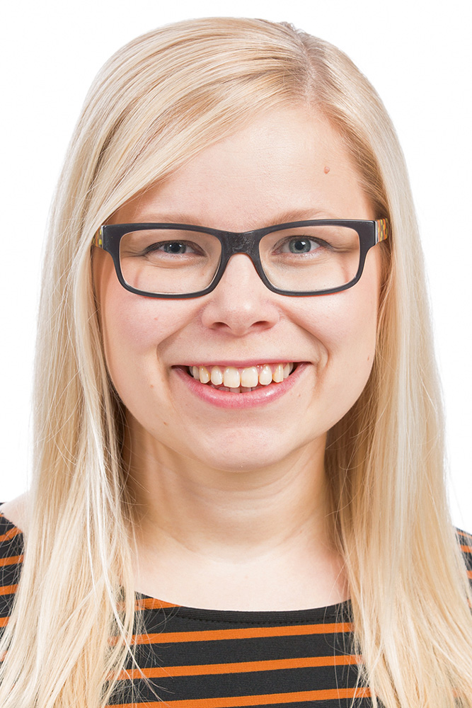 Hyrkkö Saara : kaupunginhallituksen jäsen, valtuutettu, valtuustoryhmän 2. varapuheenjohtaja