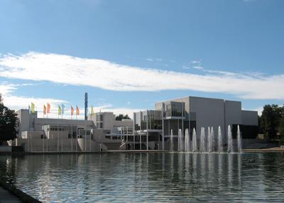 Espoon kulttuurikeskus, kuva Tony Hagerlund