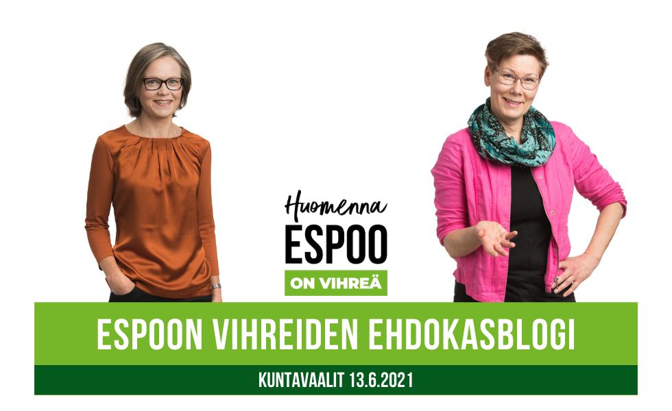 Tiina Elo ja Eeva Honkanummi