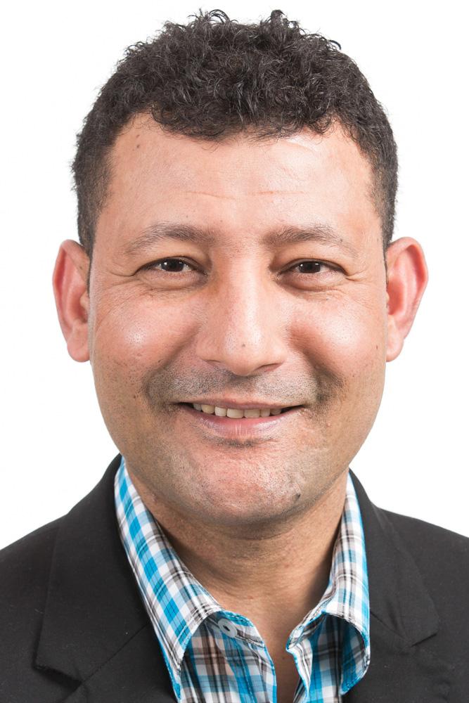 Hussein Gamal : Päihdeasiain neuvottelutoimikunnan varajäsen