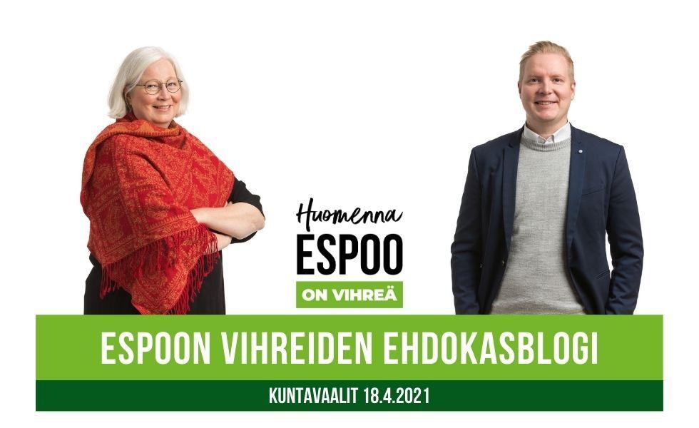 Marika Paavilainen ja Jari Stenius